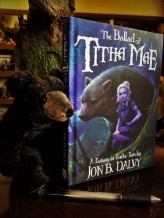 Signed Hardcover - The Ballad of Titha Mae