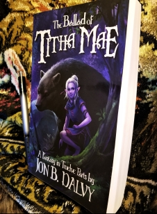 Signed Paperback - The Ballad of Titha Mae